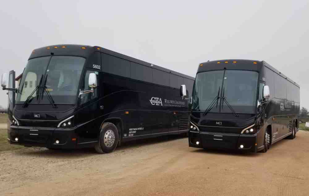 Van Bus Rentals In Eagle Pass Texas Busrates Com